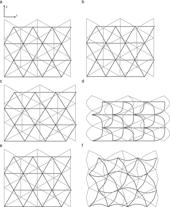Elasticplastic Behavior Of Non Woven Fibrous Mats