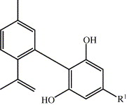 chemical constituents of marijuana the complex mixture of natural