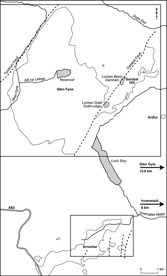 Sources Of Post Orogenic Calcalkaline Magmas The Arrochar And