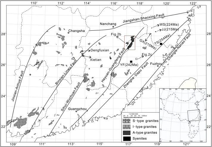 The Geochronological And Geochemical Constraints On The Petrogenesis