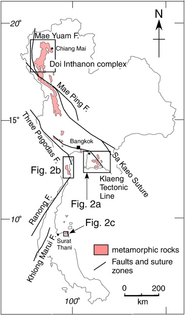 U Pb Zircon And Chime Monazite Dating Of Granitoids And High Grade