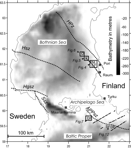 An Acoustic View Into Holocene Palaeoseismicity Offshore