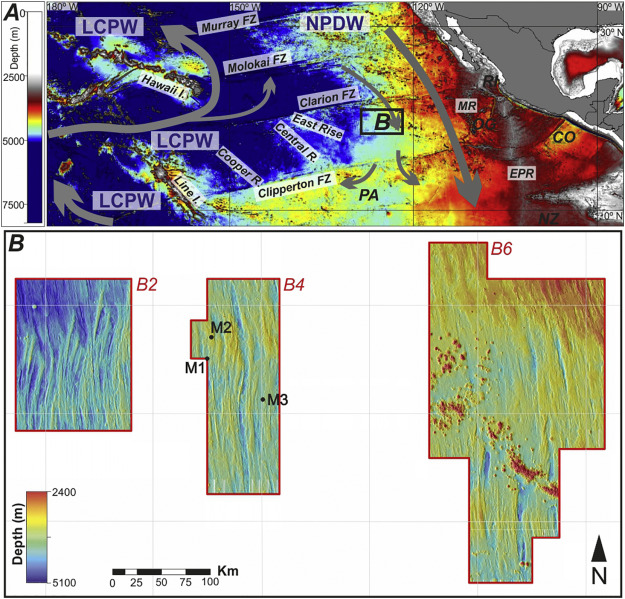 An Assessment Of Bottom Current Controlled Sedimentation In