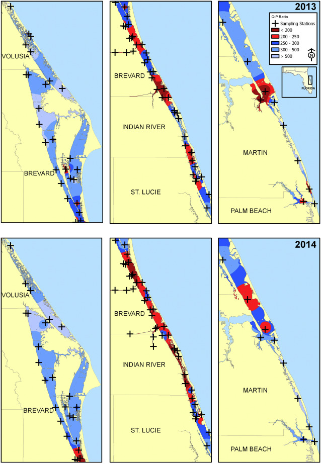 Widespread Sewage Pollution Of The Indian River Lagoon System