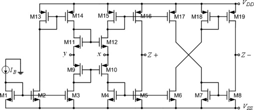 1 s2.0 S0026269214000561 gr2 a new tunable current mode peak detector sciencedirect Garrett Ace Coil Wiring Diagram at soozxer.org