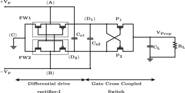 Awesome Efficiency Enhanced Voltage Multiplier Circuit For Rf Energy Wiring Digital Resources Unprprontobusorg