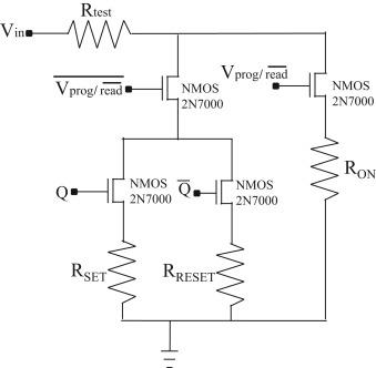 Phase change memory cell emulator circuit design - ScienceDirect