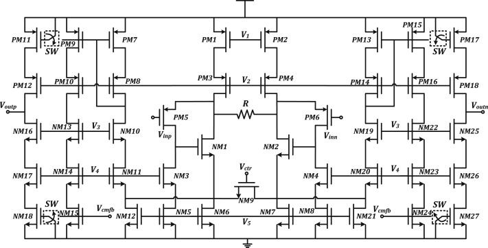 A wide tuning range Gm-C complex filter with master-slave