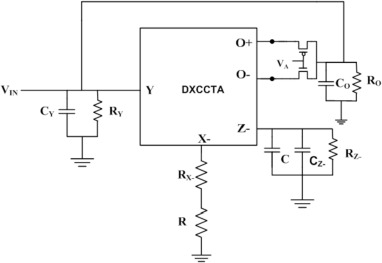 A tuneable active inductor employing DXCCTA: Grounded and
