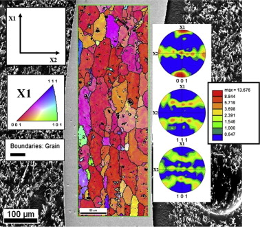 Microstructural evolution of ultrasonic-bonded aluminum