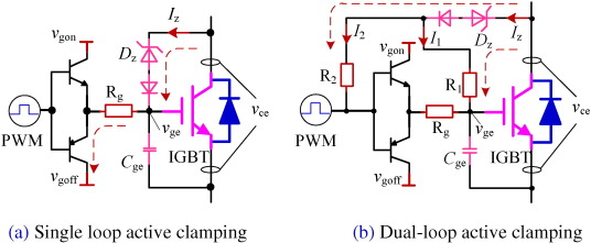 Modern IGBT gate driving methods for enhancing reliability