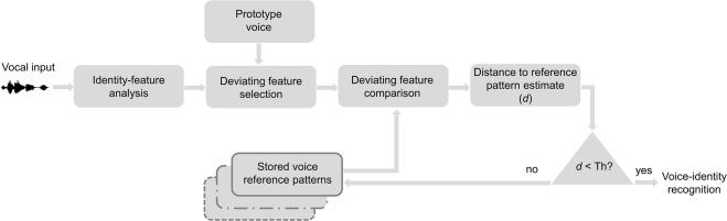 Understanding the mechanisms of familiar voice-identity