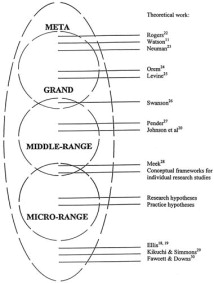 grand theory in nursing practice