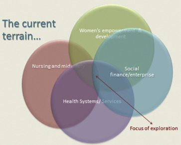 Investing in nursing and midwifery enterprise to empower
