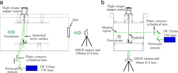 An experimental study on flow separation control of hydrofoils with  leading-edge tubercles at low Reynolds number - ScienceDirect | Hydrofoil Schematics |  | ScienceDirect.com