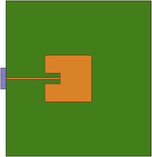 microstrip patch antenna array design