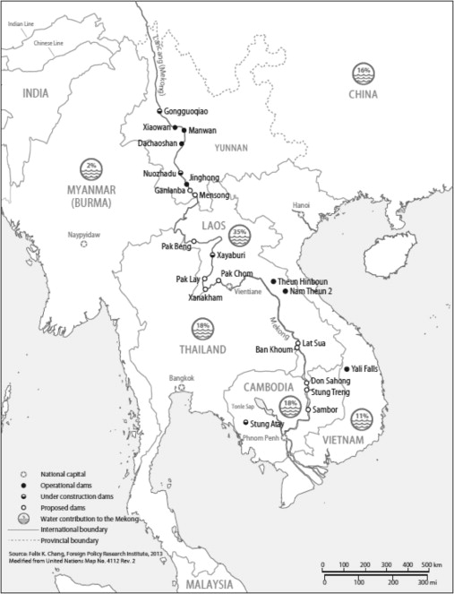 the lower mekong initiative u s foreign policy in southeast asia Southeast Region Natural Resources mekong river s hydroelectric potential