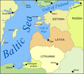 Fading Russian Influence in the Baltic States - ScienceDirect