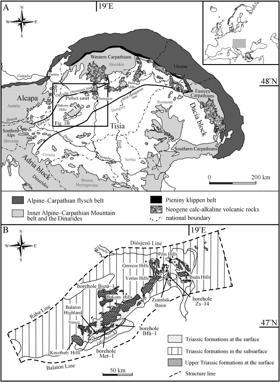 Palaeoenvironmental Controls On The Clay Mineralogy Of Carnian