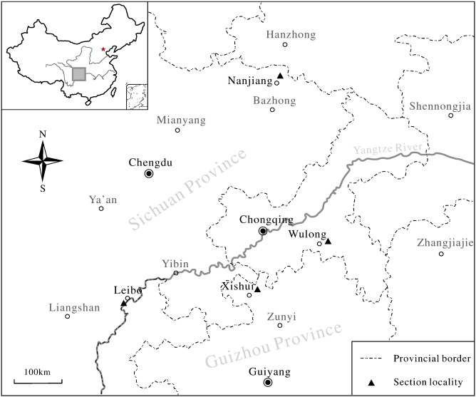 Upper Ordovician Carbon Isotope Chemostratigraphy On The Yangtze