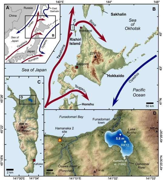 A multi-proxy palaeolimnological record of the last 16,600