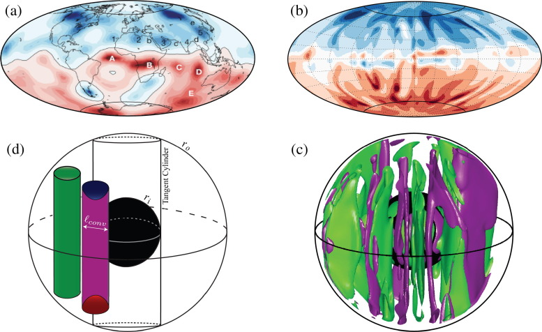 Rotating Convective Turbulence In Earth And Planetary Cores