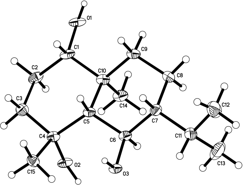 Sesquiterpenoids From Homalomena Occulta Affect Osteoblast