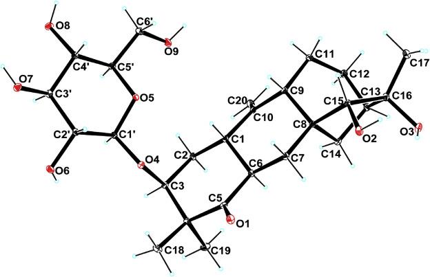Rhodomicranosides Ai Analgesic Diterpene Glucosides With Diverse