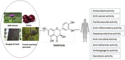 Rezultat iskanja slik za Effect of Taxifolin - Dihydroquercetin on lipid peroxidation processes