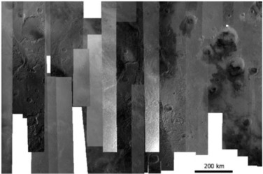 Systematic processing of Mars Express HRSC panchromatic and