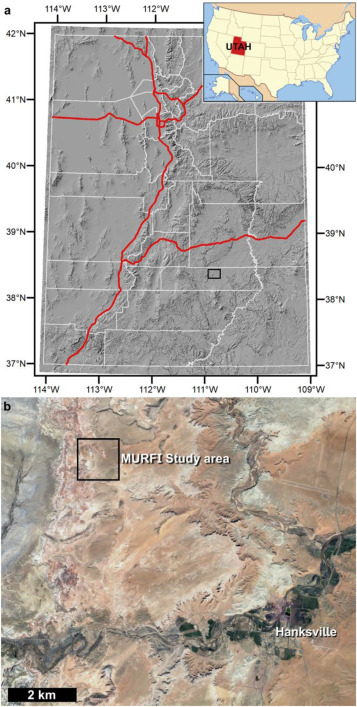 The 2016 UK Space Agency Mars Utah Rover Field Investigation (MURFI