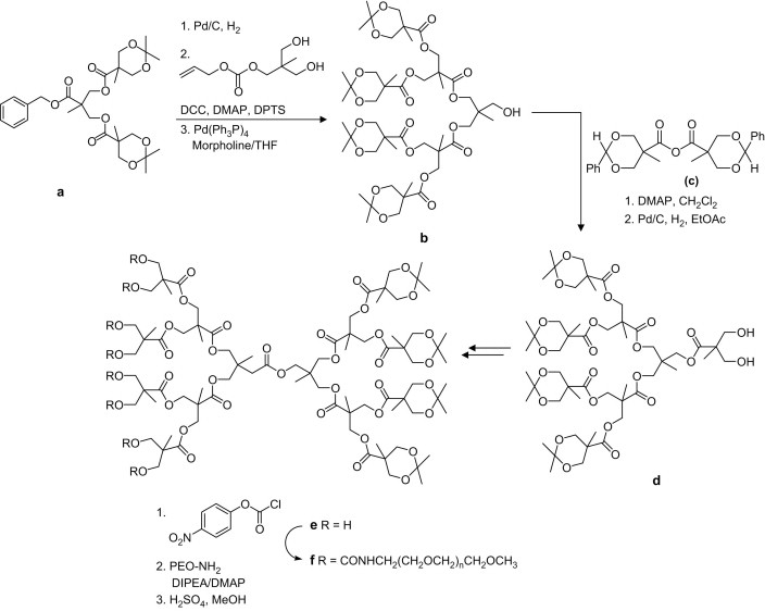 Polyamidoamine Polypropylenimine And Related Dendrimers And