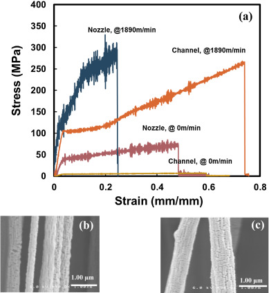 Study on structural and mechanical properties of porous PLA