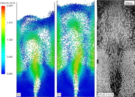 Modeling of spout-fluidized beds and investigation of drag