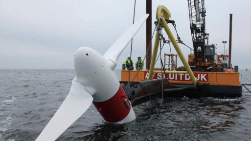 Tidal energy – an emerging market for composites - ScienceDirect