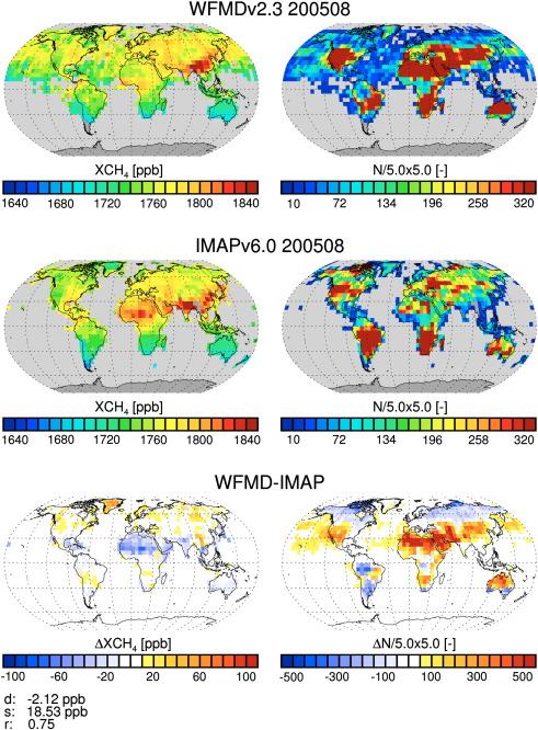 The Greenhouse Gas Climate Change Initiative (GHG-CCI