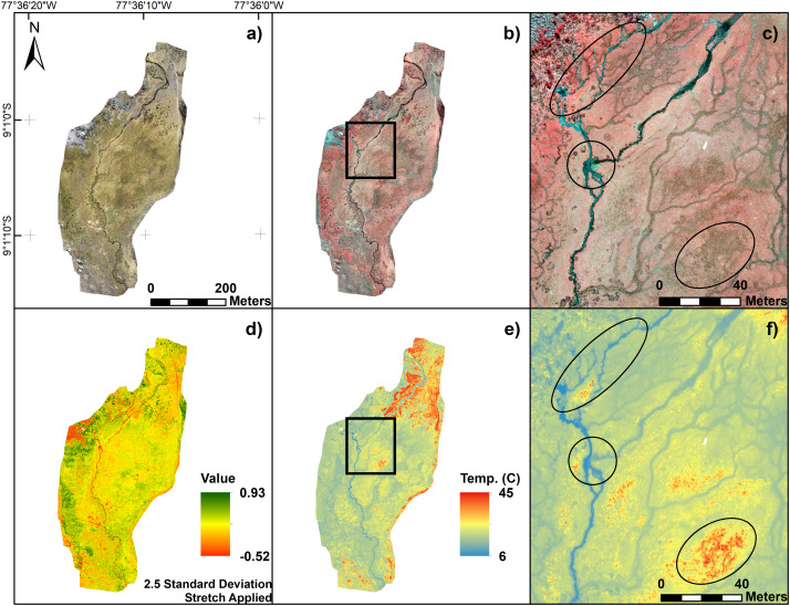 Sub-metre mapping of surface soil moisture in proglacial