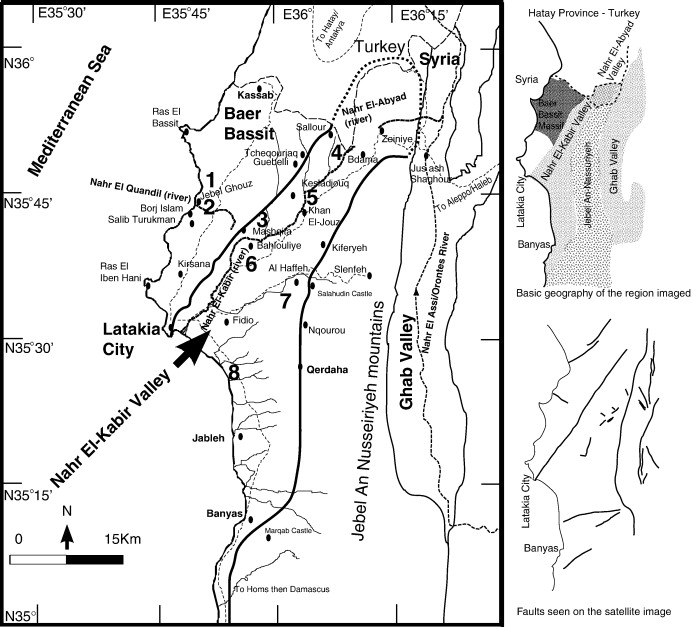Sedimentology Of The Nw Margin Of The Arabian Plate And The Swne