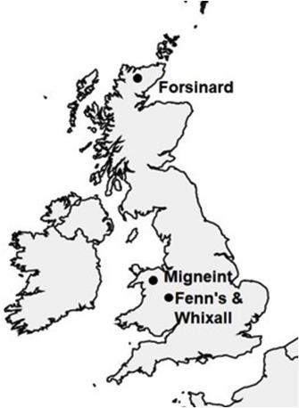 Biological Nitrogen Fixation In Peatlands Comparison Between