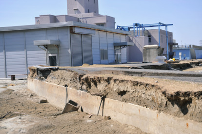 Building damage associated with geotechnical problems in the 2011