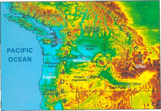 Relating Solar Resource And Its Variability To Weather And Climate Across The Northwestern United States Sciencedirect