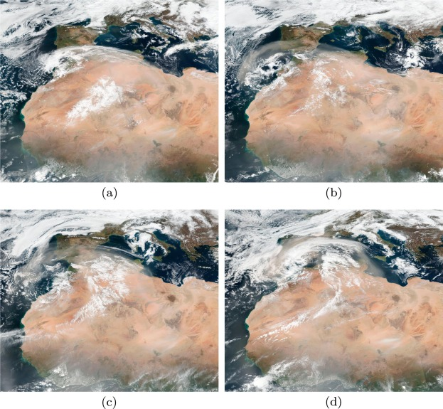 Saharan dust transport to Europe and its impact on photovoltaic