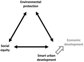 Smart and sustainable? Five tensions in the visions and