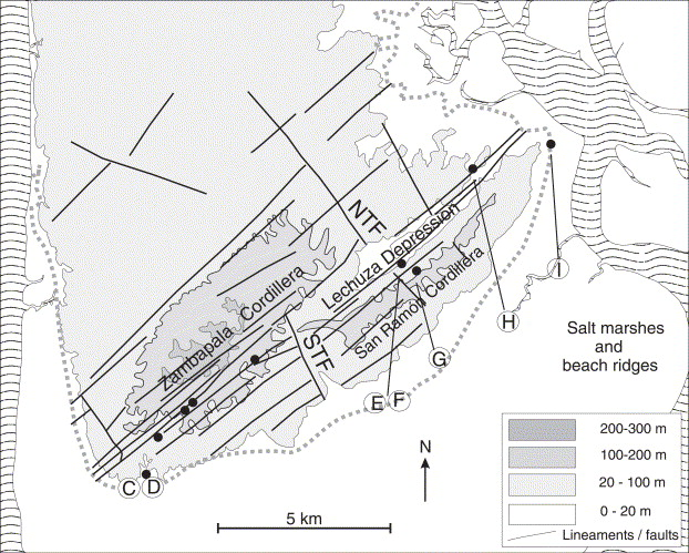 Morphological And Microtectonic Analysis Of Quaternary Deformation