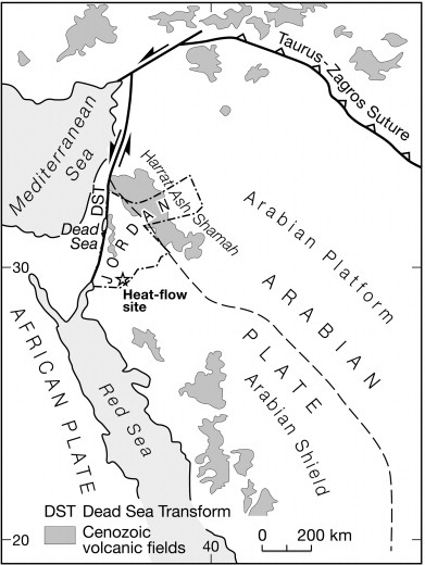 Lithospheric Composition And Thermal Structure Of The Arabian Shield