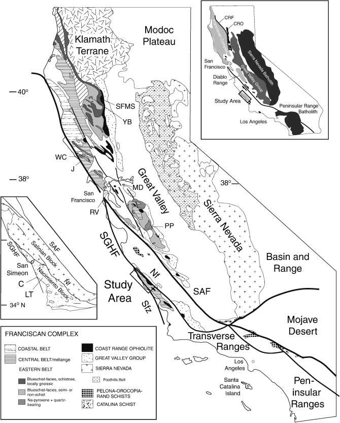 Tectonic Significance Of Low Temperature Blueschist Blocks In The