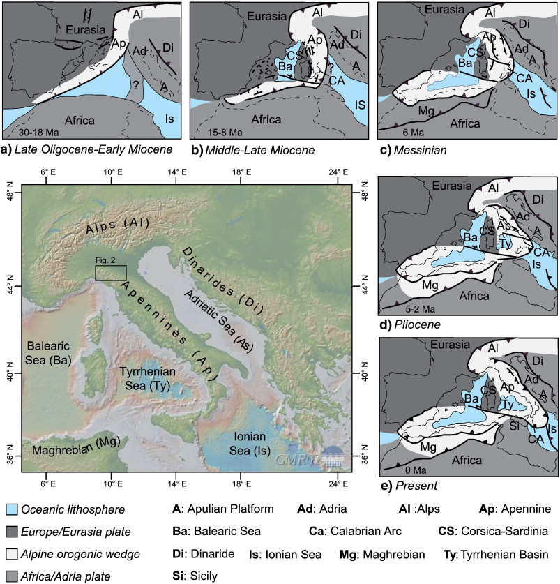 Exhumation and reshaping of far-travelled/allochthonous tectonic ...