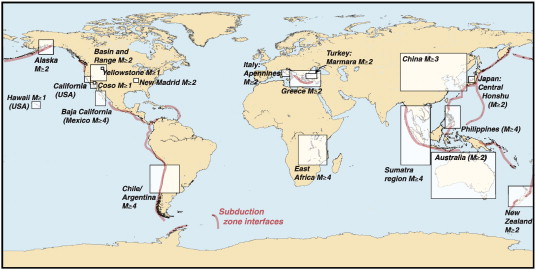 The global aftershock zone - ScienceDirect