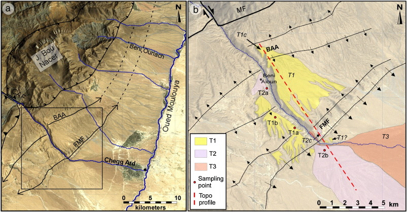 Extracting dynamic topography from river profiles and