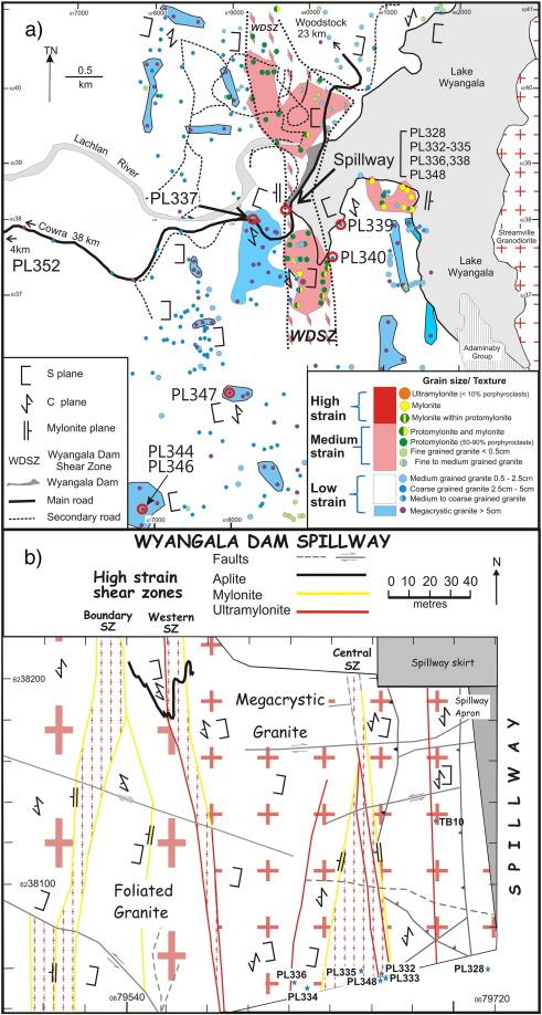 Correlation between magnetic fabrics 0be2a30ec